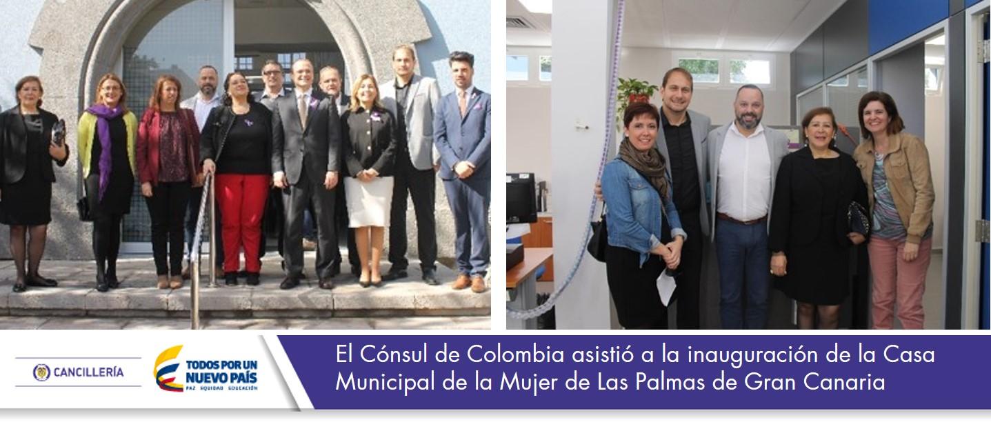 Consulado de colombia en islas canarias - Casa del mar las palmas ...