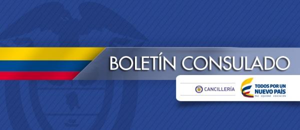 Boletín - Consulado de Colombia en Islas Canarias